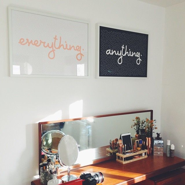 """Everything & Anything """