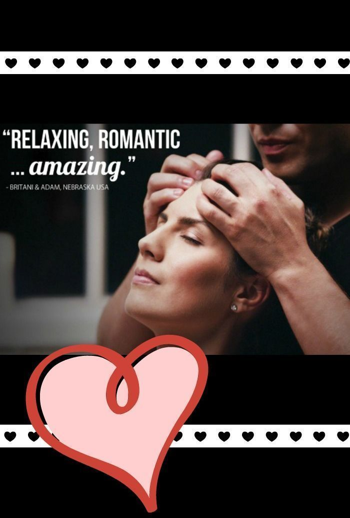 MELT: Couples Massage Courses are a romantic, relaxing way to reconnect with your partner. Learn several techniques and routines to make your partner melt, all for the cost of a massage! #romanticmassage