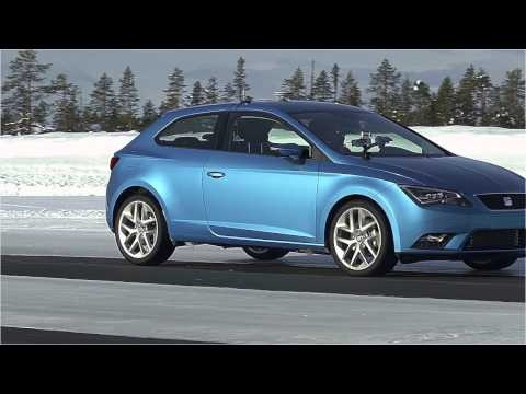 New SEAT Leon SC Extreme Test - YouTube