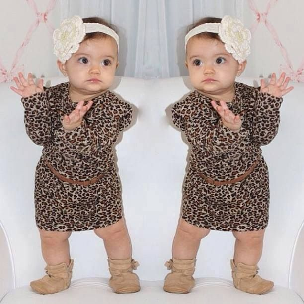 44 best images about Leopard Print Baby Clothes on