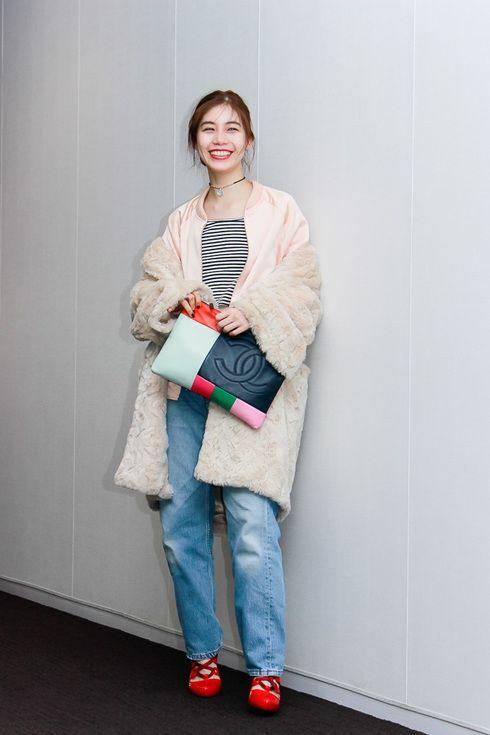 ストリートスナップ渋谷 - 宮本 彩菜さん - vintage, ヴィンテージ