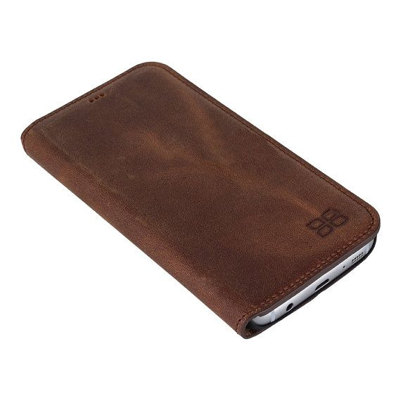 Pre-order Galaxy S7 Edge Book Case Samsung by IstanbulLeatherShop