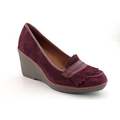 Naturalizer Kendall Womens Red Wedges Shoes UK 9  £35.99