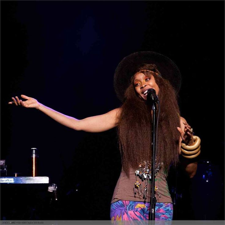 No Mercy For Your FAVES...: Rick Ross, Erykah Badu, Nas Perform At SXSW Live