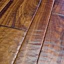 Camelot Collection Hand Scraped Walnut Flooring shown as priced in Natural Grade