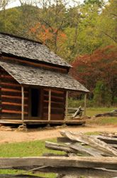 Appalachia Info for Down, Down the Mountain and Rag Coat