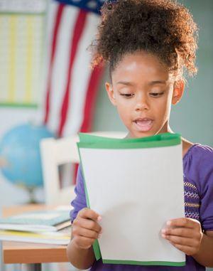 Grades 3-5: Public Speaking Activities