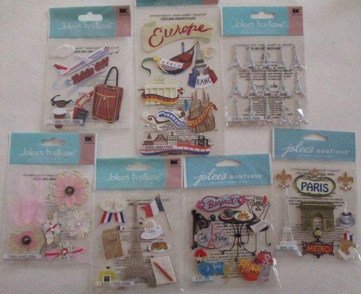 59 best stampin up jolee 39 s stickers images on pinterest - Boutique scrapbooking paris ...