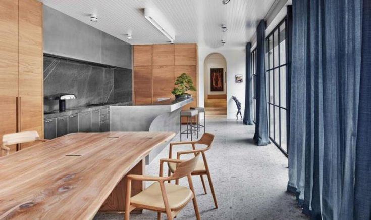 34 best 2018 interior images on Pinterest Cuisine design, Kitchen - küche ohne oberschränke