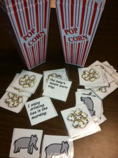 Popcorn Synonyms  -  Pinned by @PediaStaff – Please Visit http://ht.ly/63sNt for all our pediatric therapy pins