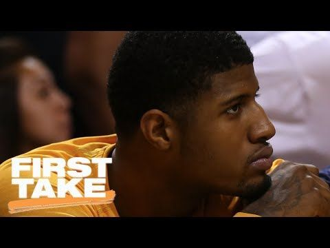 Pacers Asking Celtics For Too Much In Paul George Trade | First Take | June 30, 2017 - YouTube