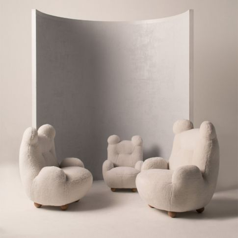 Baby Bear Armchair | Papa bear armchair, Furniture ...