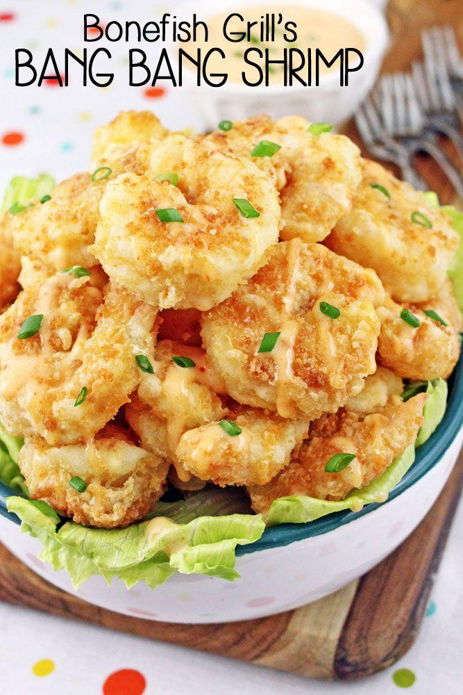 Bonefish Grill's Bang Bang Shrimp