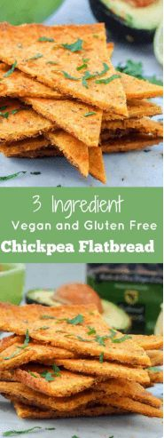nice Vegan Squash & Chickpea Flatbread with Tomato Relish