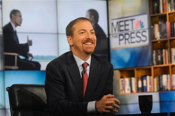 I'm PISSED!  MSNBC chief Phil Griffin finally confirmed Chuck Todd is returning to the network to host a 5 PM series while continuing to host NBC broadcast network's Sunday Beltway show. Griffin also confirmed,...