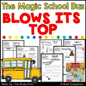 Mega book companion! Story character introductions, vocabulary cards, vocab matching, story mapping, character comparisons with criteria, realistic/fantasy t-chart, additional informational/reading pages to expand knowledge on volcanoes, and so much more!