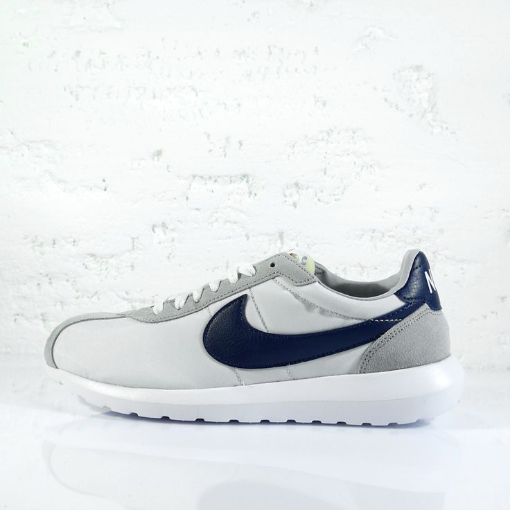 NIKE LD ROSHE LD-1000 QS (PURE PLATINUM-OBSIDIAN) | Ministry Of Concrete