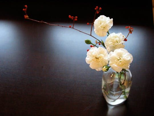 Beautiful, Frugal Flowers: 3 Ways to Use White Carnations for Holiday Arrangements
