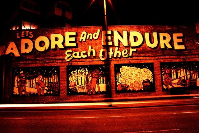 Graffiti, Shoreditch, London via http://townfish.com. Follow us: http://twitter.com/townfish_london
