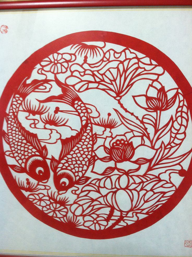 Red Korean Tattoo idea