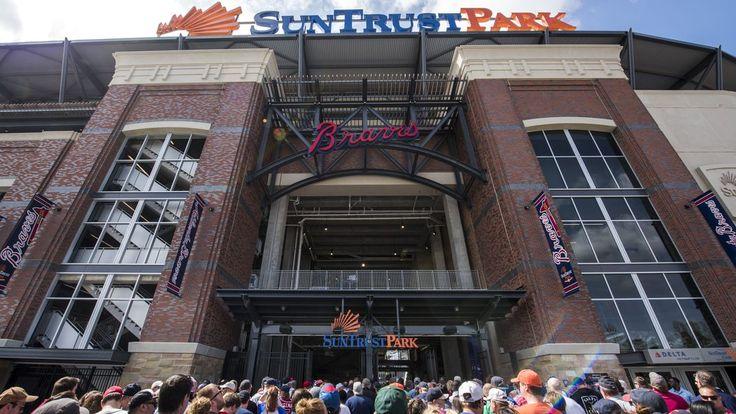 Where To Eat At SunTrust Park Home Of The Atlanta Braves