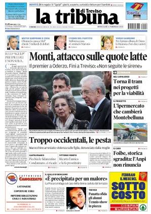 La Tribuna Di Treviso (06.02.2013)