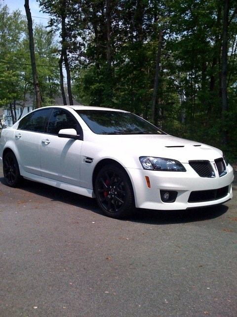 my car. well, this is on is a GXP which has a 6.2 engine. I have a GT with a 6.0....it gets me where i need to be! <3 my car!
