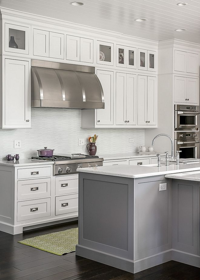 Best Timber Wolf Benjamin Moore Grey Island Paint Color Plain 640 x 480