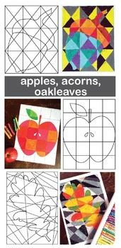 Fall /Autumn Leaves Art Activities and Classroom Decor Bumper Pack