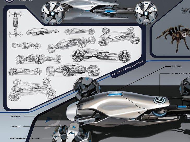 Car Design Awards China 2016 Chen Dingping 陈定平 Best Innovation Cdac16 2
