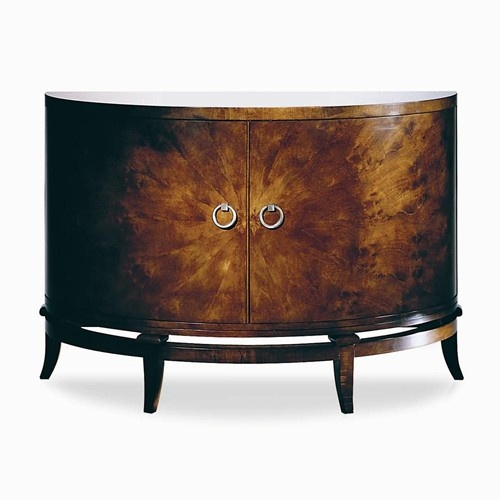 Omni Door Chest by Century Baers Furniture Sofa Table