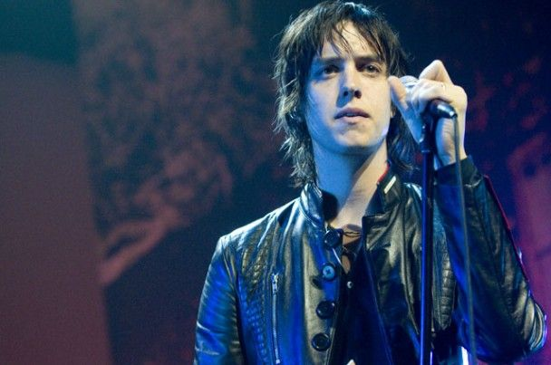 My all time biggest celebrity crush, Julian Casablancas of The Strokes. His voice makes me melt.