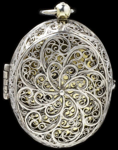Watch and pair case | Bockels, Matthys | V&A Search the Collections