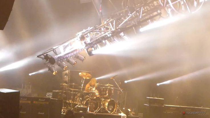 Motörhead - 40th Anniversary Tour, Berlin 11.12.15 - Overkill †