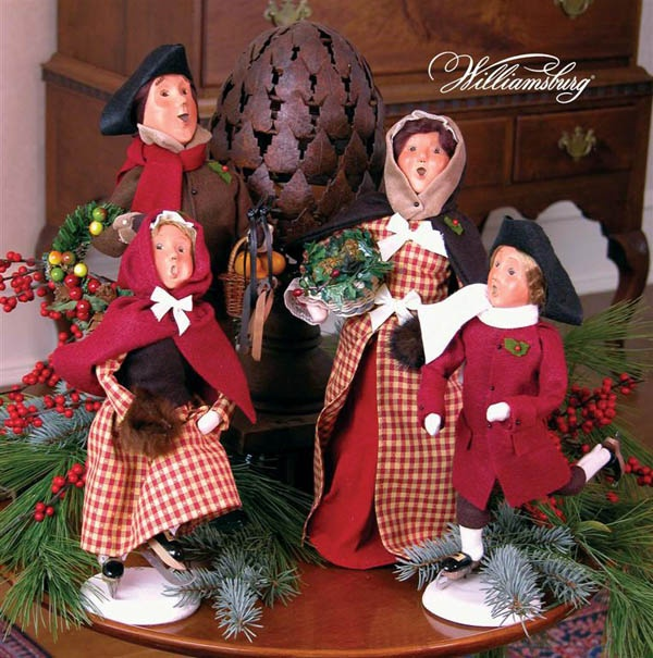 62 Best Decorating With Byers Choice Carolers Images On: 50 Best Byers Choice Carolers Images On Pinterest