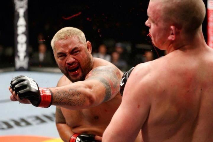 #supersamoan vs #stefanstruve @UFC Japan