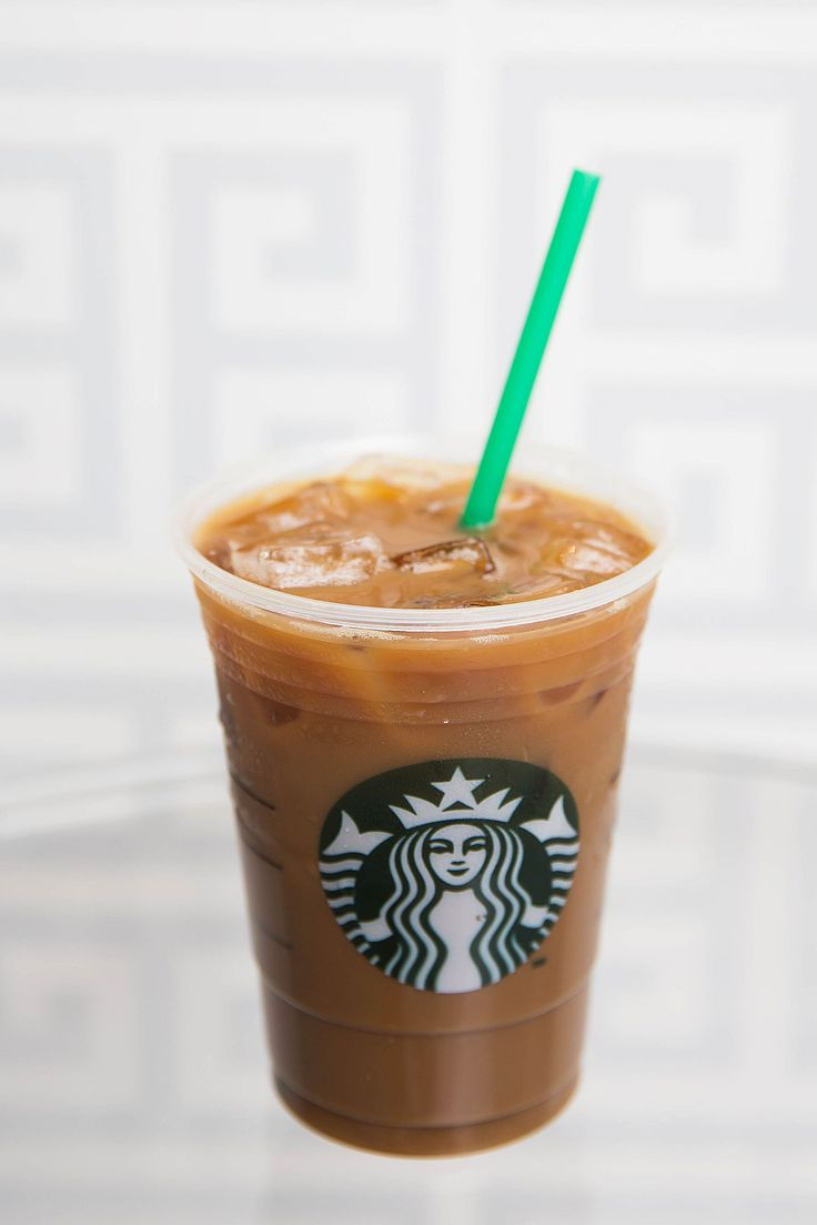 10 Secret Starbucks Drinks Your Barista Is Drinking Without You ||| 1. Super Iced Coffee || Cold-brew iced coffee with two Cinnamon Dolce pumps, soy vanilla milk, and two shots of espresso.