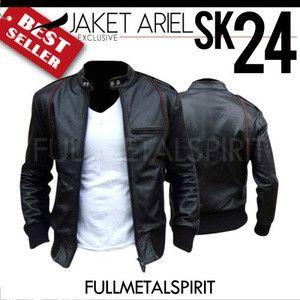 Jual Jaket Semi Kulit http://greenjaket.com/product-category/jaket-semi-kulit/ #jaket #jualjaket #jaketpria #jaketkulit #jaketkeren