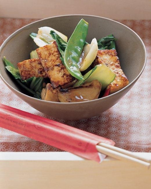 Tofu Stir-Fry Recipe: Healthful Meal, Tofu Recipes, Food, Main Dishes, Martha Stewart, Stirfry, Vegetarian Recipes