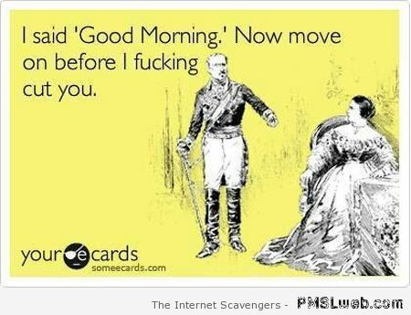 Funny TGIF pics – When the weekend knocks at your door   PMSLweb