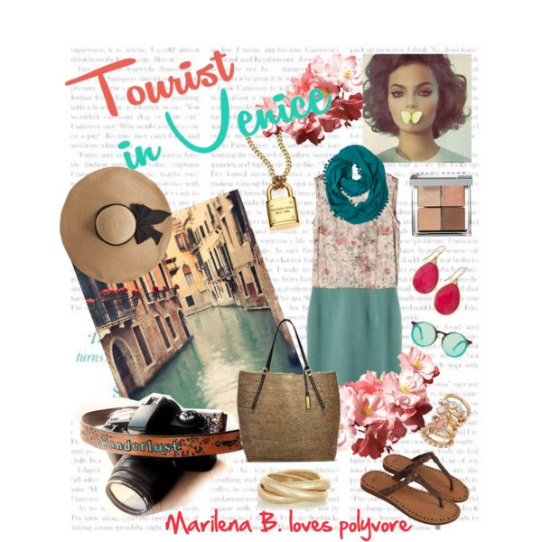 """Tourist in Venice"" by valentina-zanardi on Polyvore"