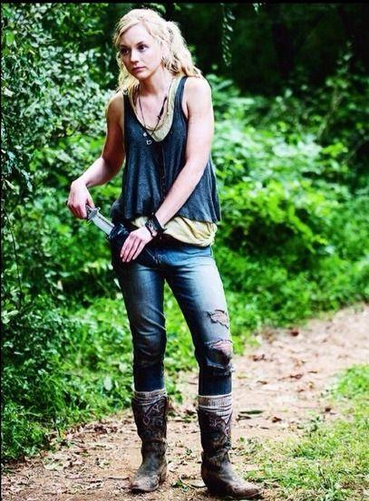 The Walking Dead season 4 Beth