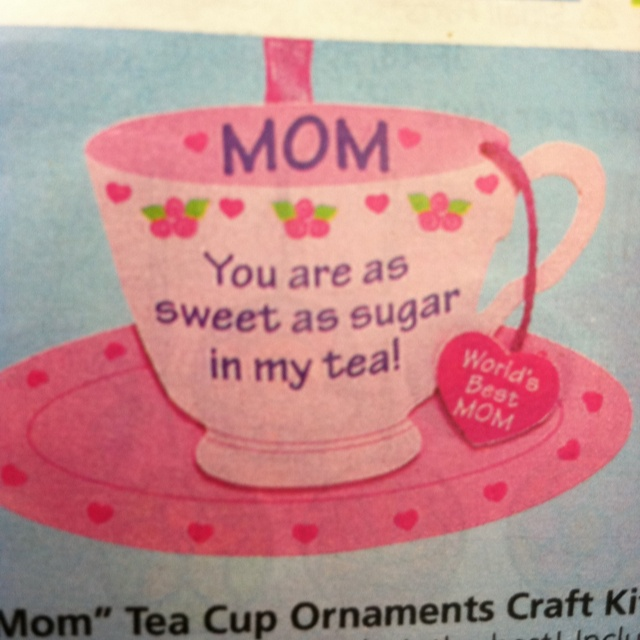 Cute Mother's Day idea