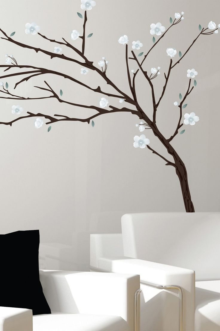 Love the tree wall decal!