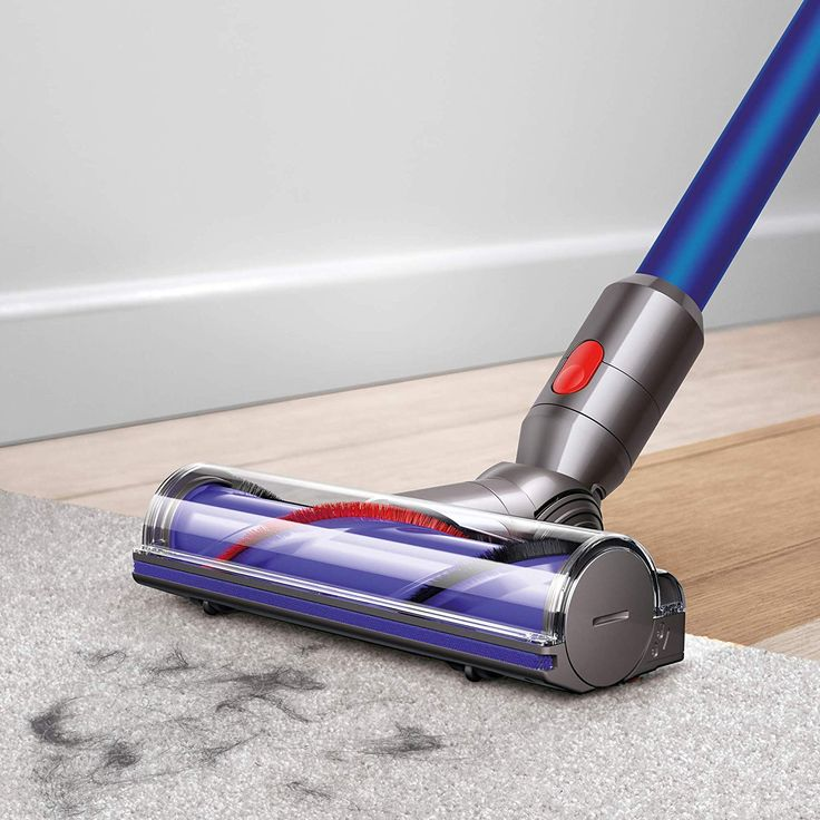 clean dyson vacuum cleaner