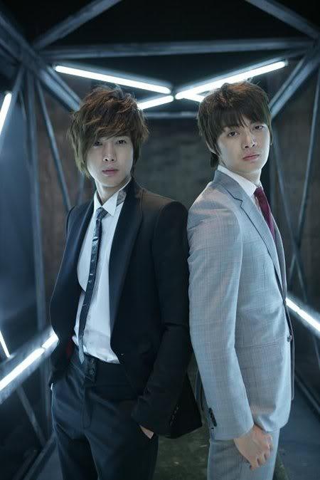 Kim Hyun Joong & Kim Hyung Jun