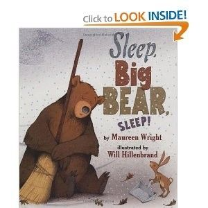Cute book about hibernation by sue