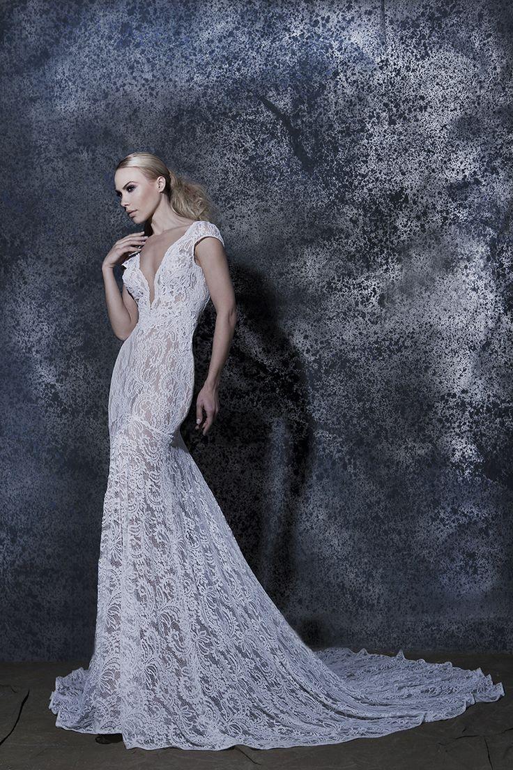 Our //Elda// #weddingdress #lace #vintage
