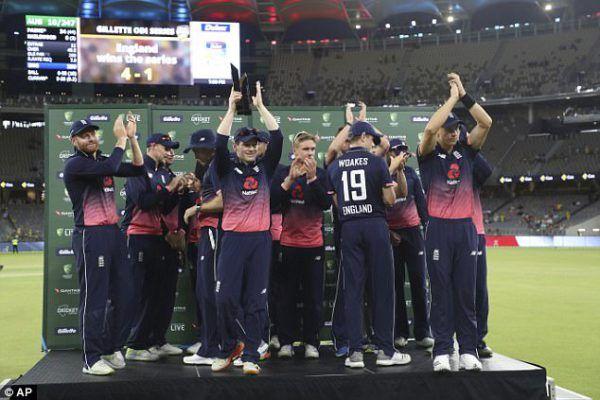 England Cricket Team | Glenn McGrath