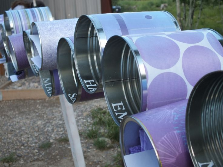 Cute mailboxes!